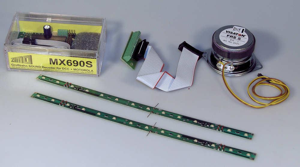 VT98 Umbau Kit