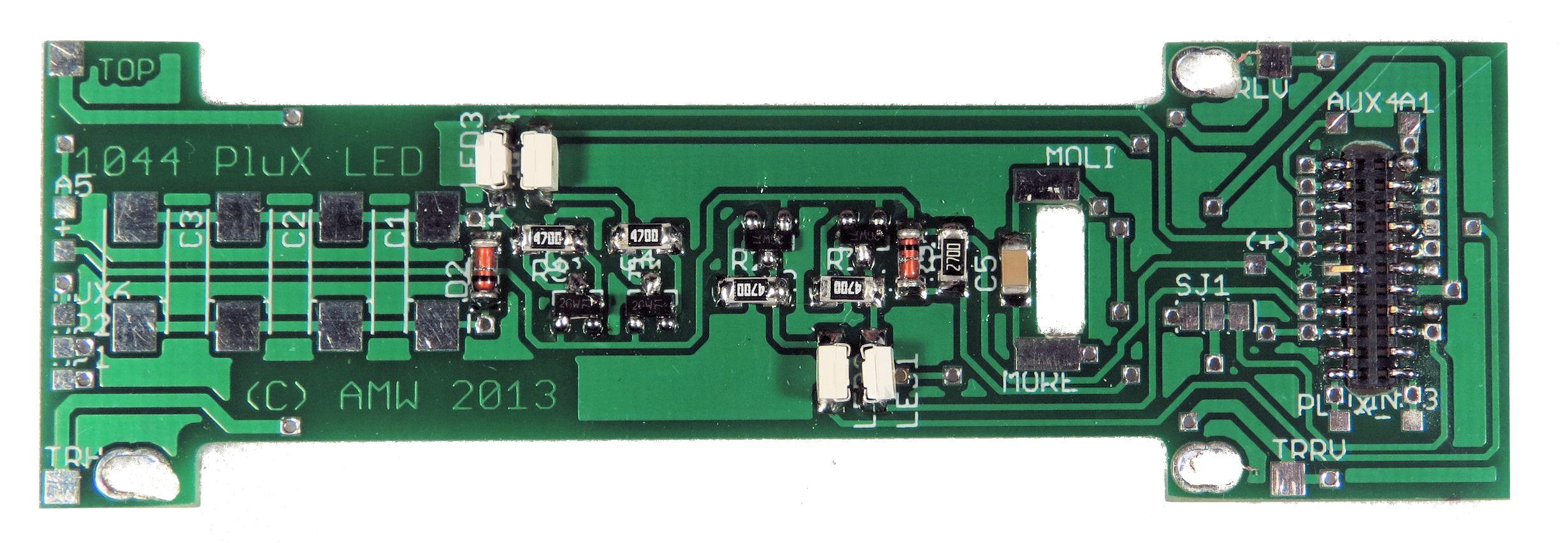 PluX LED